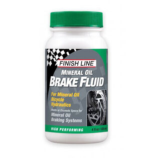 Mineral Brake Fluid (4 Oz)