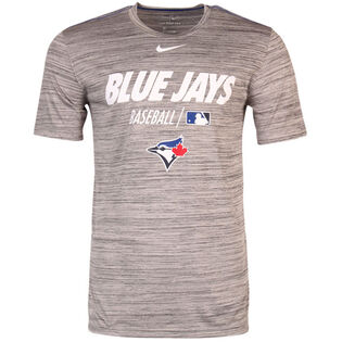 T-shirt Blue Jays Authentic Collection Velocity pour hommes