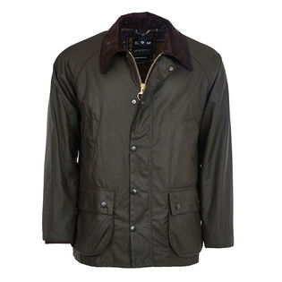 Men's Classic Bedale Waxed Jacket [Olive]
