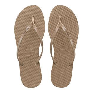 Sandales You Metallic pour femmes