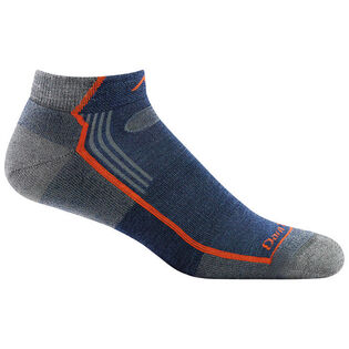 Men's Hiker No-Show Light Cushion Sock