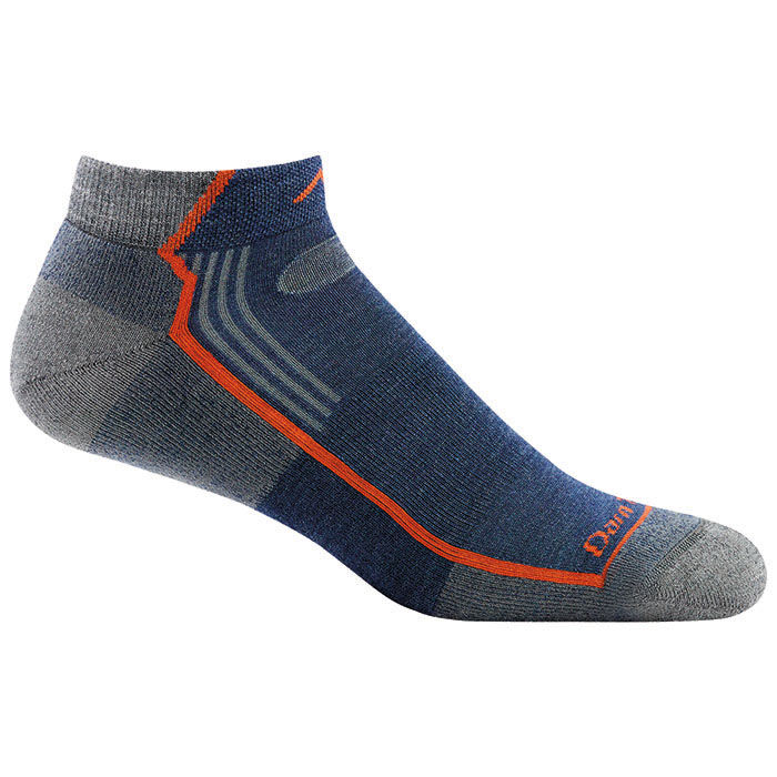 Men's Hiker No-Show Light Cushion Sock