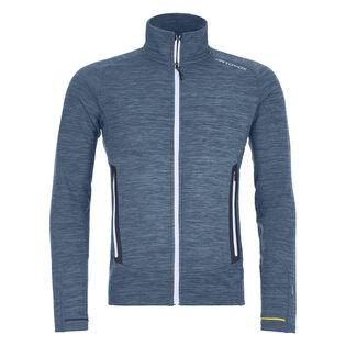 Men's Fleece Light Melange Jacket