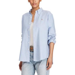 Women's Cotton Oxford Big Shirt