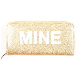 Mine Glitter Wallet