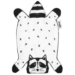 Babies' Dribble Droolers Rocco The Raccoon Burp Cloth