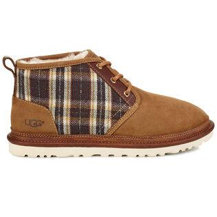 Men's Neumel Plaid Boot
