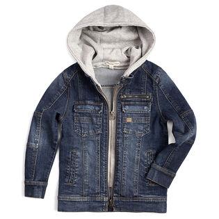 Junior Boys' [8-12] Dilinger Denim Jacket