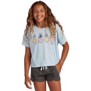 Junior Girls' [7-14] Pineapple Party T-Shirt