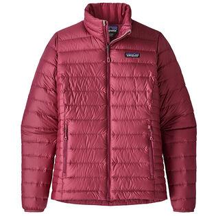 Women's Down Sweater Jacket (Past Seasons Colours On Sale)