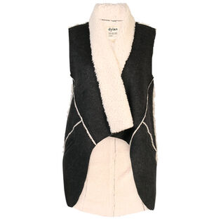 Women's Open Sherpa Vest