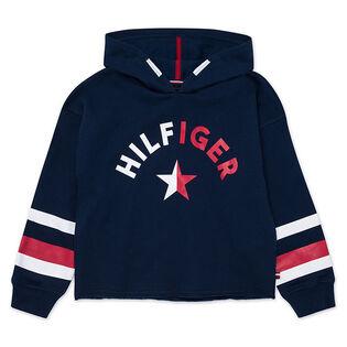Junior Girls' [7-16] Star Logo Hoodie