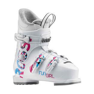 Bottes de ski Fun Girl J3 pour enfants [2019]