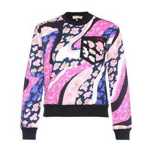 Women's Patch Pocket Sweatshirt