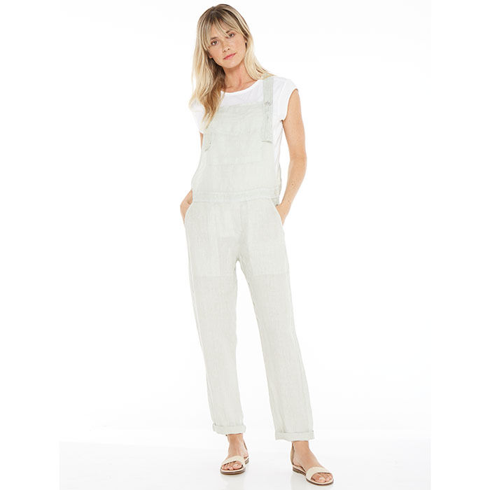 Women's Button Overall