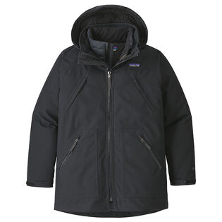 Junior Boys' [7-16] Tres 3-In-1 Parka