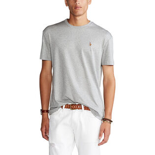 Men's Classic Fit Soft Cotton T-Shirt