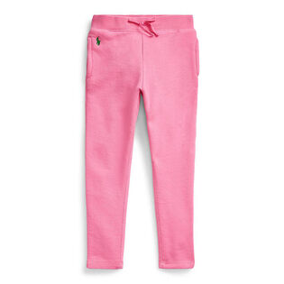 Girls' [5-6X] French Terry Legging