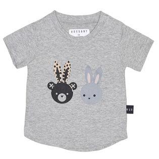 T-shirt Bunny Bear pour bébés [12-18M]