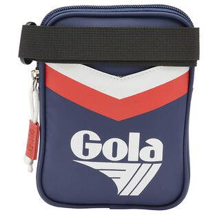 Goodman Chevron Pocket Bag