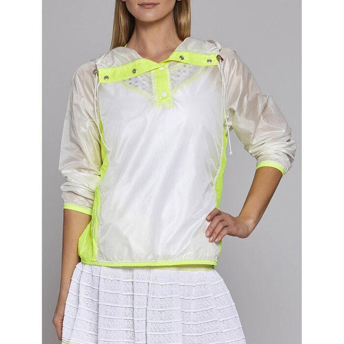 Women's Windbreaker Hoodie Jacket