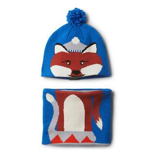 Kids' [2-4] Snow More™ Hat + Gaiter Two-Piece Set