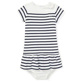 Baby Girls' [3-24M] Cotton Jersey Tee Dress