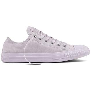 Women's Chuck Taylor All Star Mono Plush Suede Sneaker