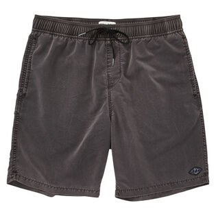 Short de surf All Day Overdye Layback pour hommes