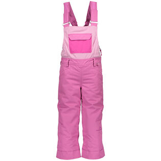 Girls' [2-7] Disco Bib Pant
