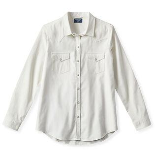 Women's Corduroy Western Shirt