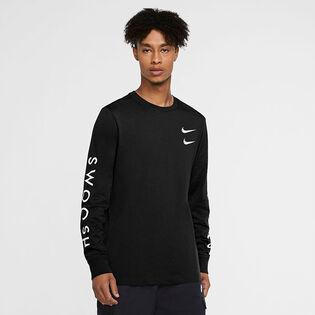 Chandail à manches longues Sportswear pour hommes