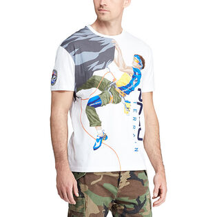 Men's Classic Fit Polo Terrain T-Shirt