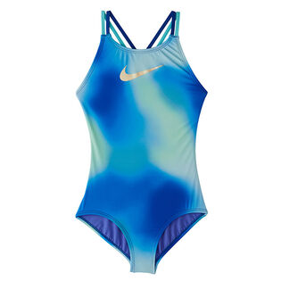 Junior Girls' [7-16] Spectrum Spiderback One-Piece Swimsuit