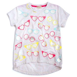 Girls' [2-7] Fashion Shades Circle T-Shirt