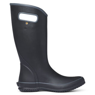 Women's Solid Rain Boot
