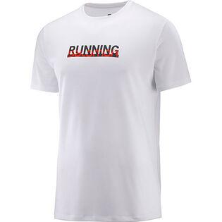 T-shirt Agile imprimé pour hommes