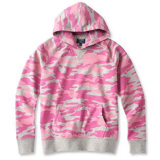 Women's Camo Fleece Hoodie