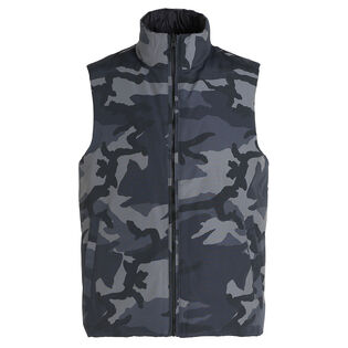 Men's Reversible Camo Down Vest