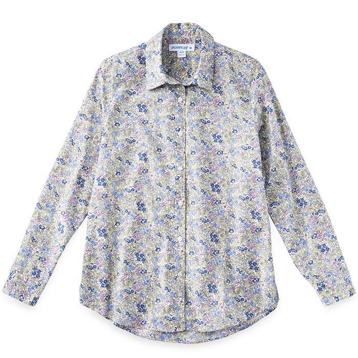 Women's Floral Printed Shirt