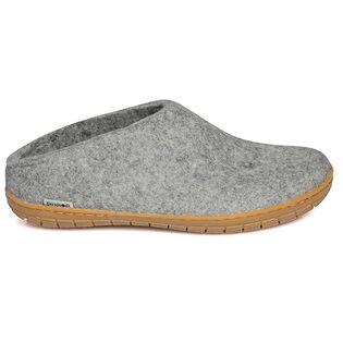Unisex Wool Slip-On Slipper
