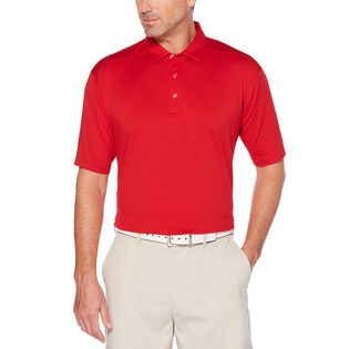 Men's Cooling Hex Polo