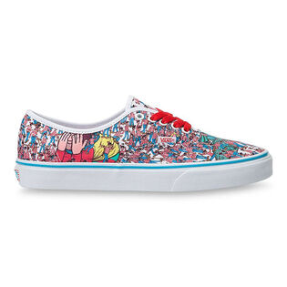 Unisex Where's Waldo? Authentic Shoe