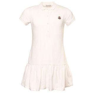 Robe polo en piqué pour filles juniors [8-14]