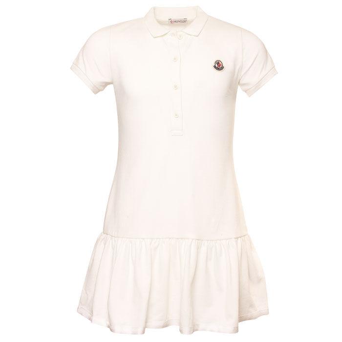 Junior Girls' [8-14] Pique Polo Dress
