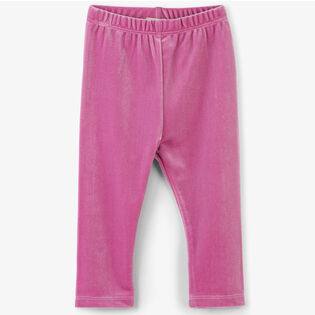 Baby Girls' [6-24M] Velour Legging