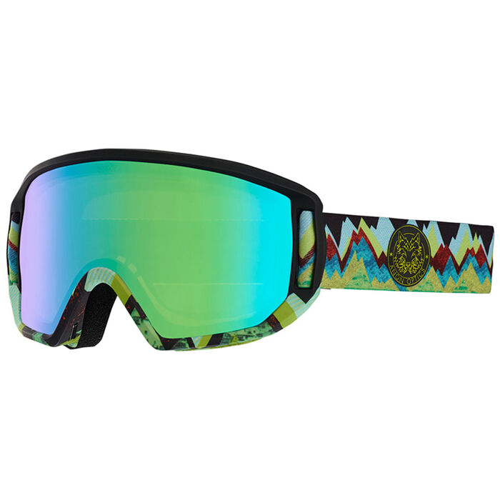 Lunettes de ski et masque Relapse MFI® pour juniors