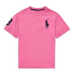 Junior Boys' [8-20] Jersey Crew Neck T-Shirt