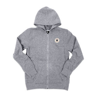 Boys' [4-7] Chuck Taylor Patch Core Zip Hoodie