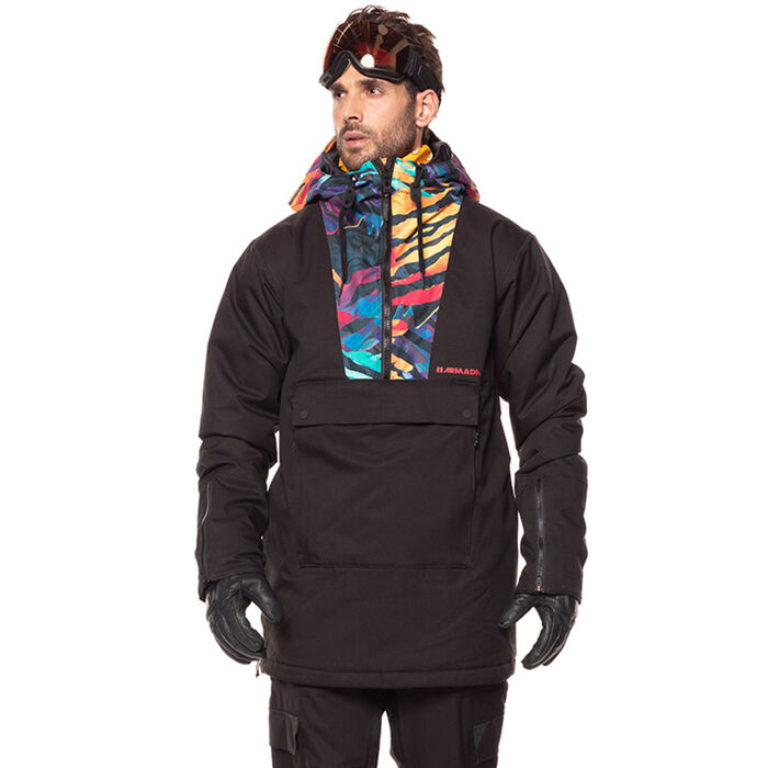 Men's Rankin Stretch Anorak Jacket